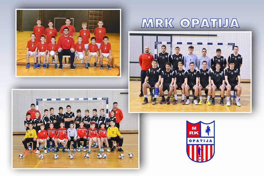 Ekipe i treneri MRKO 2017